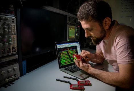 IoT PhD Study